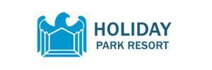 Holiday Park Resort Logo