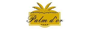 Palm D'or Hotel Logo