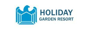 Holiday Garden Resort Logo